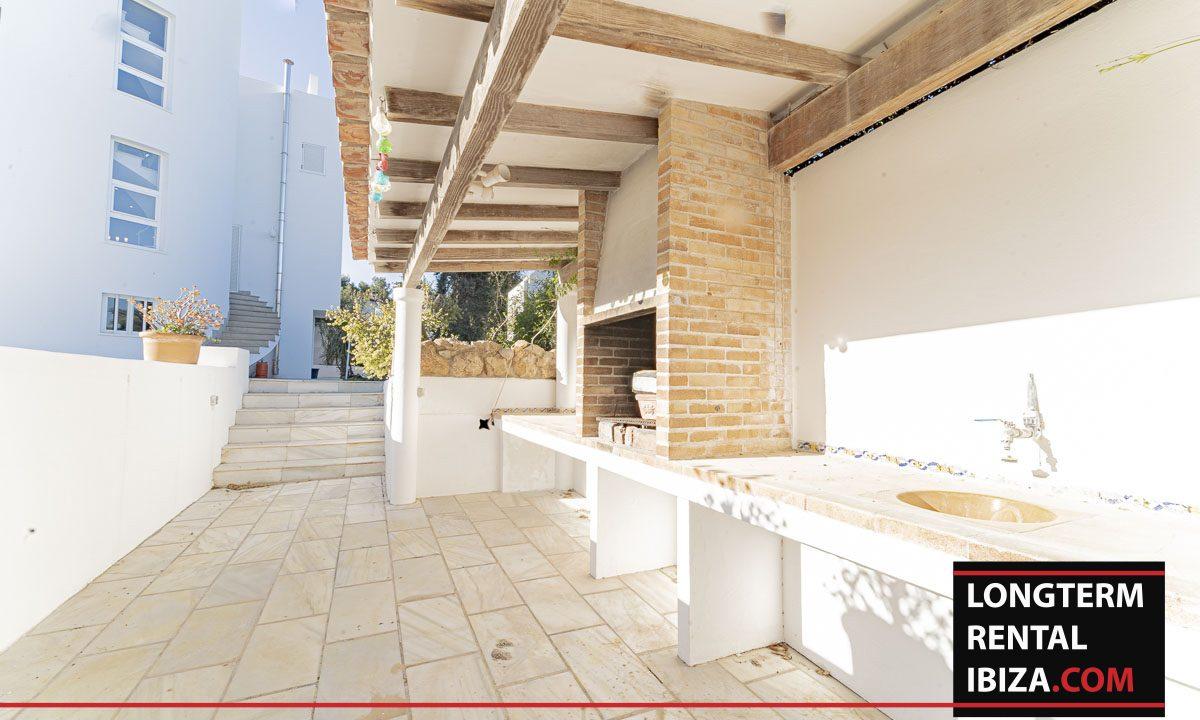 Long term rental ibiza - Villa Maartinet Blanca 27