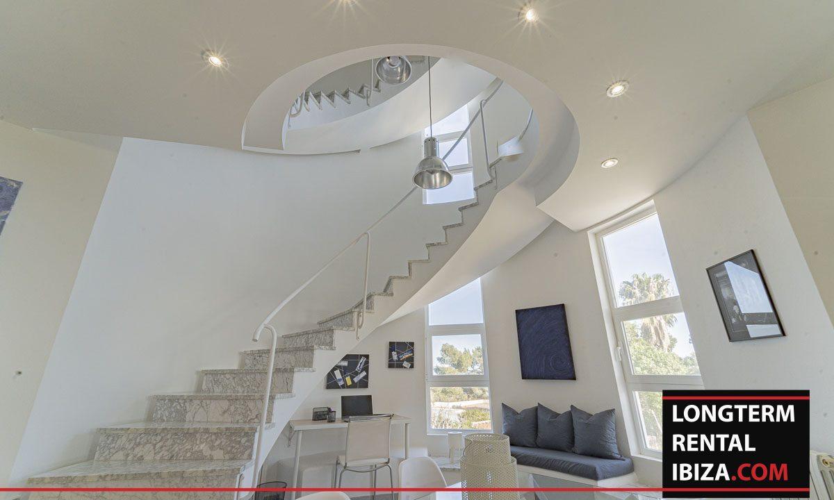 Long term rental ibiza - Villa Maartinet Blanca 29