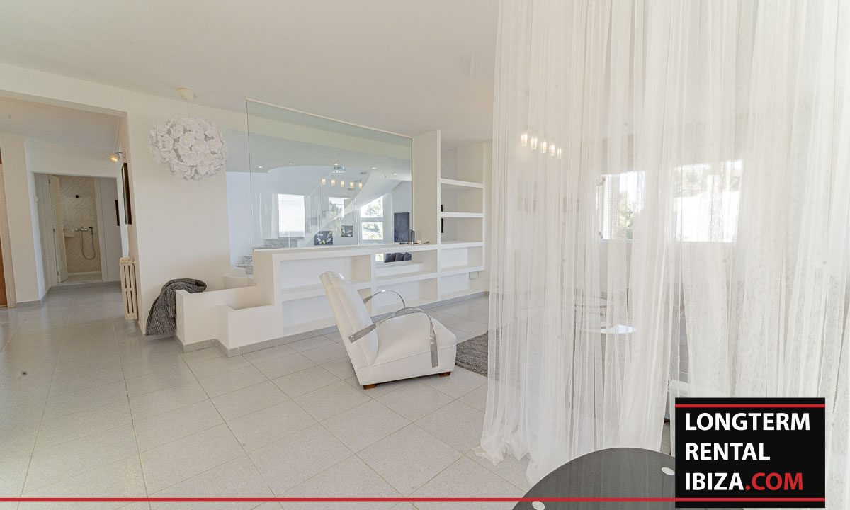 Long term rental ibiza - Villa Maartinet Blanca 3