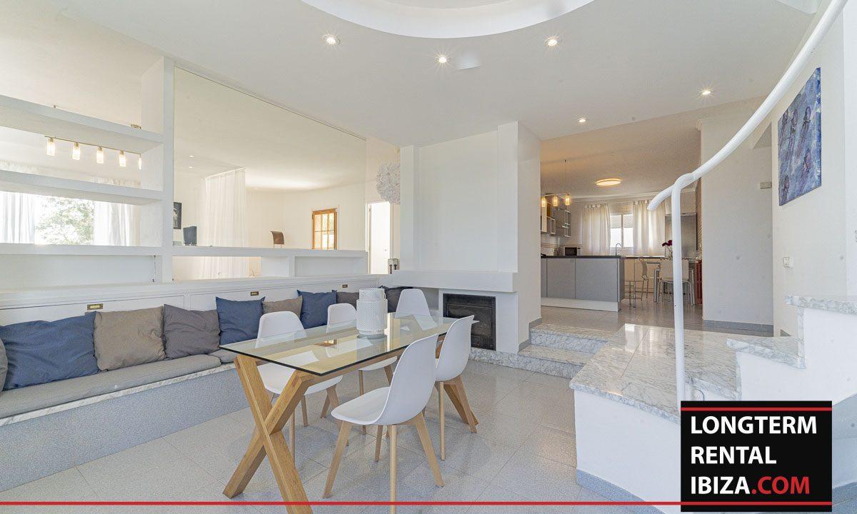 Long term rental ibiza - Villa Maartinet Blanca 30