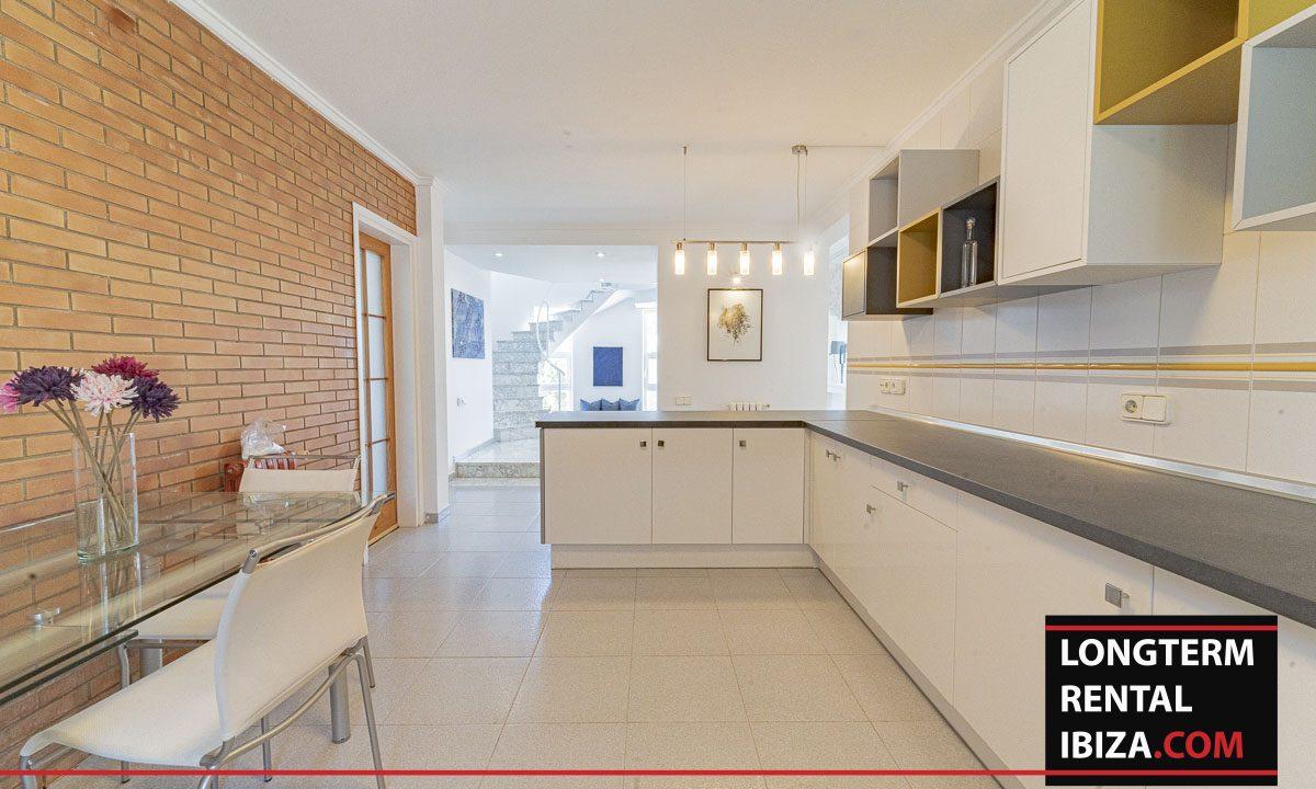Long term rental ibiza - Villa Maartinet Blanca 32