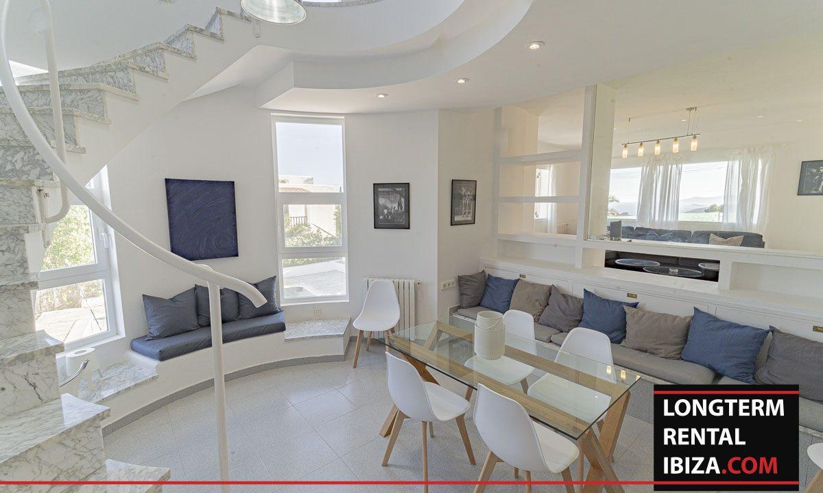 Long term rental ibiza - Villa Maartinet Blanca 34
