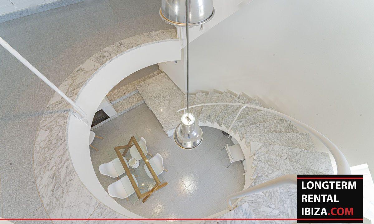 Long term rental ibiza - Villa Maartinet Blanca 4