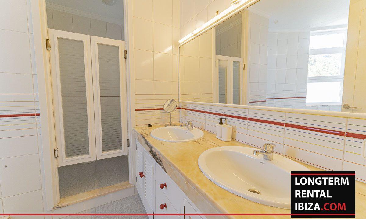 Long term rental ibiza - Villa Maartinet Blanca 6