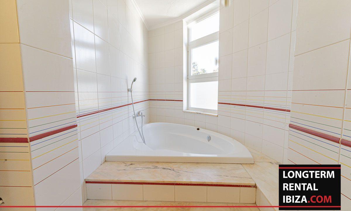 Long term rental ibiza - Villa Maartinet Blanca 7