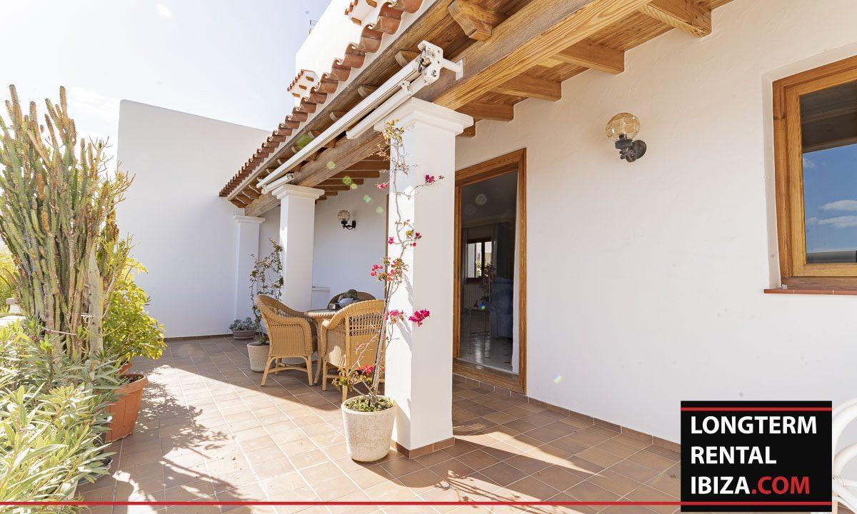 Long term rental Ibiza - Villa Islandia 1