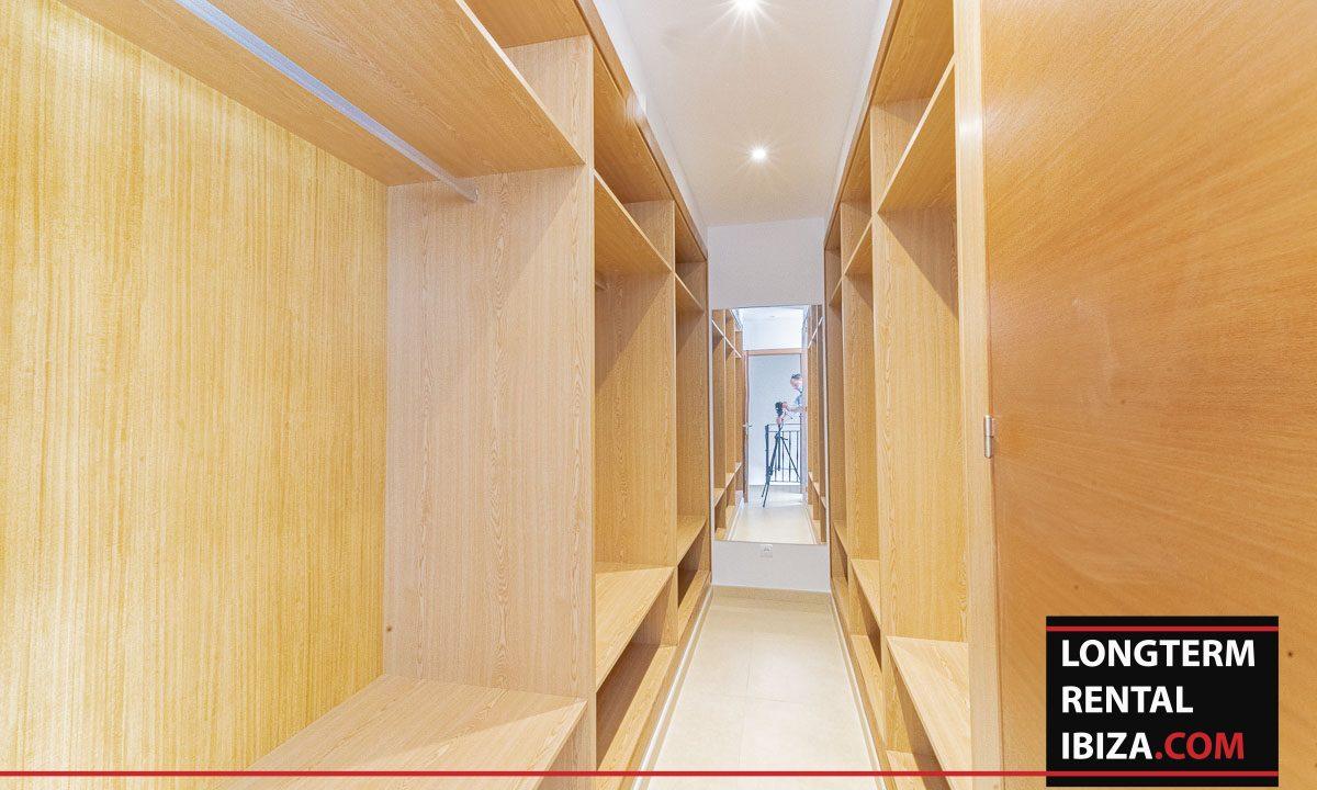 Long term rental ibiza - Villa Black 10