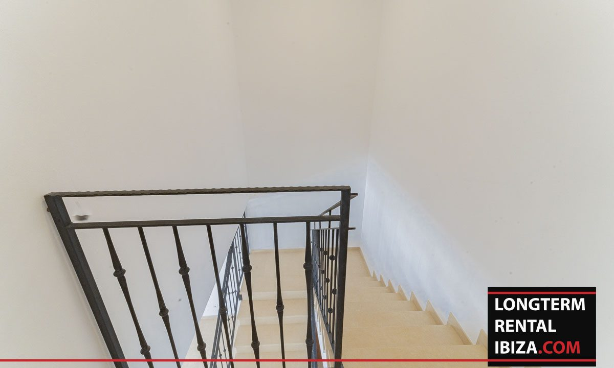Long term rental ibiza - Villa Black 11