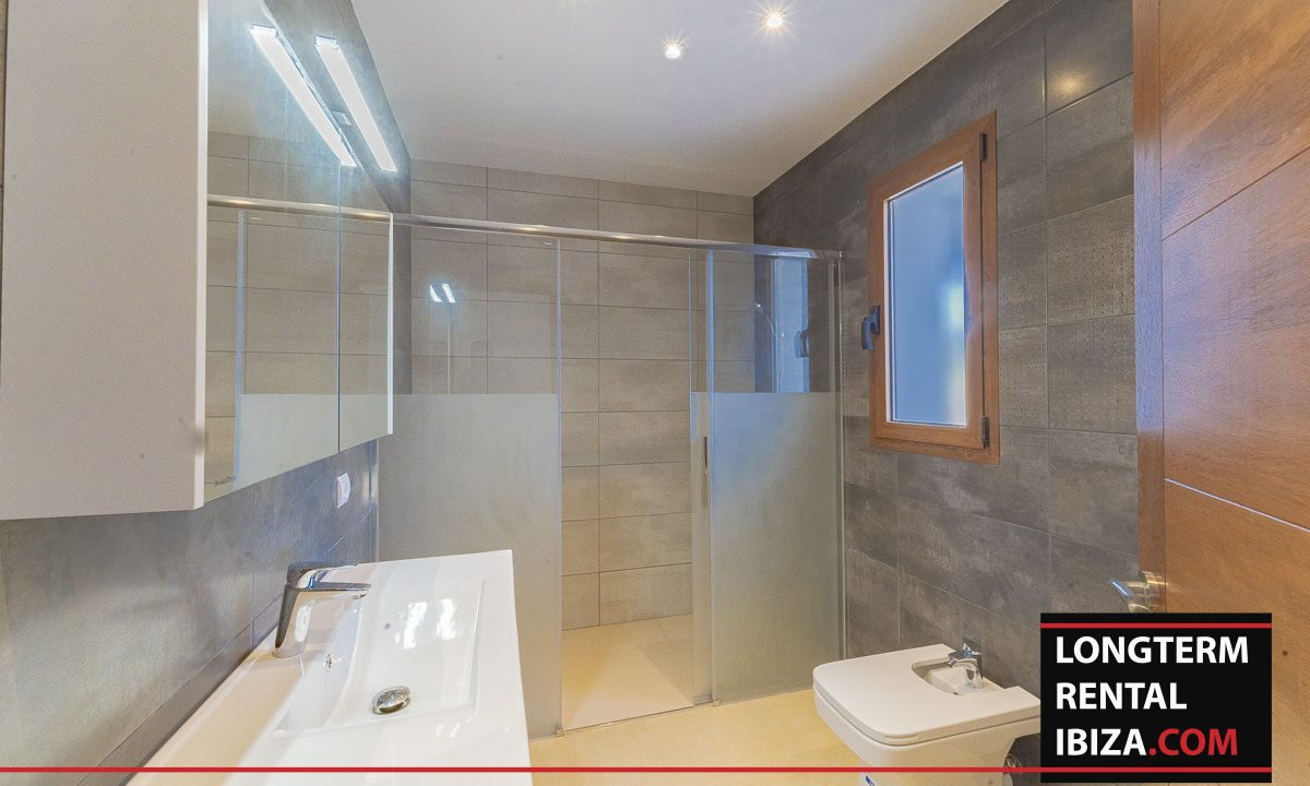 Long term rental ibiza - Villa Black 12