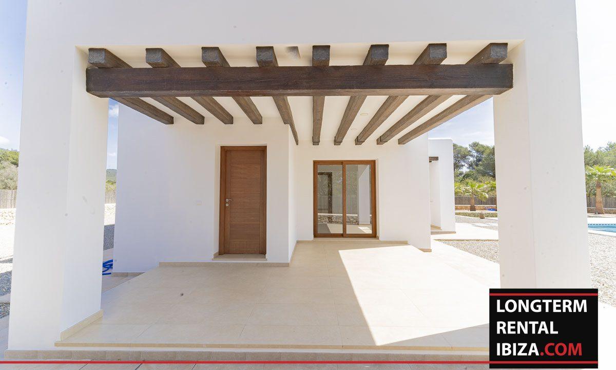 Long term rental ibiza - Villa Black 13