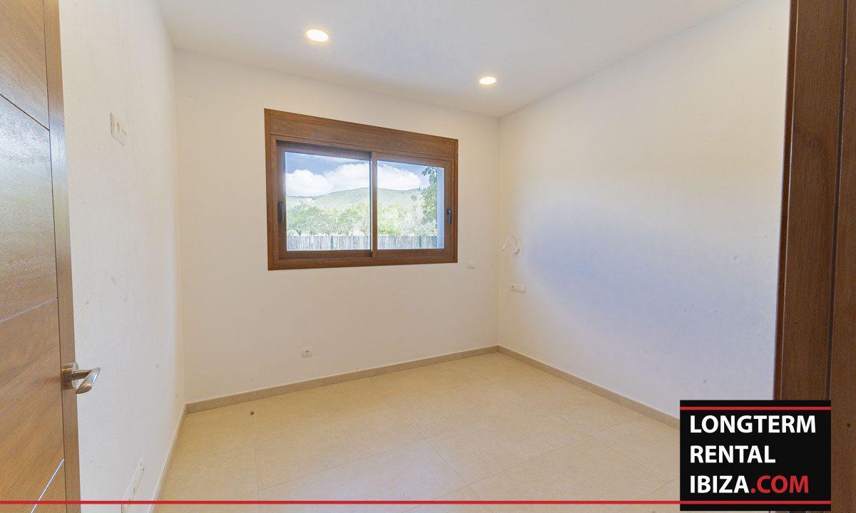 Long term rental ibiza - Villa Black 14