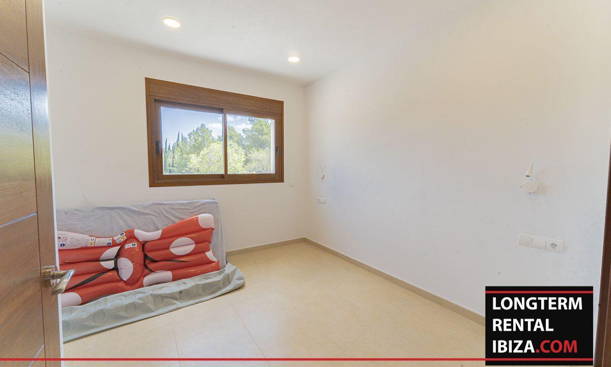 Long term rental ibiza - Villa Black 15