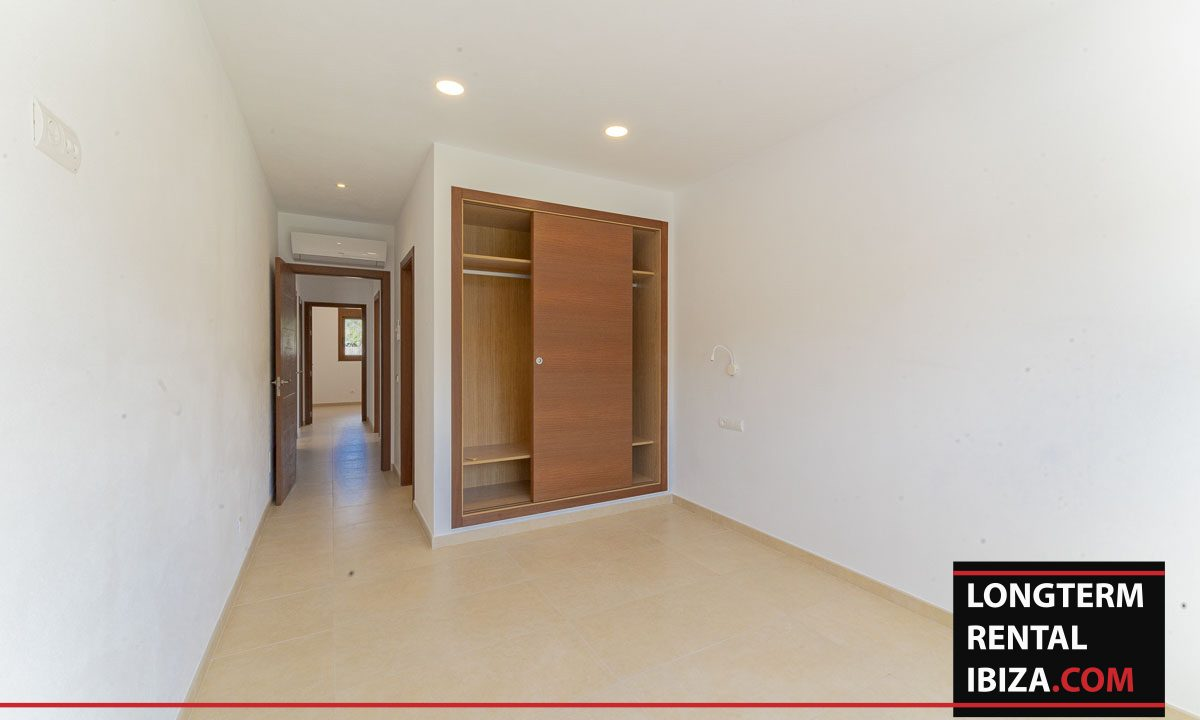 Long term rental ibiza - Villa Black 17