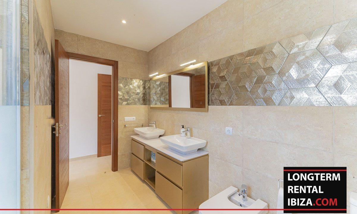 Long term rental ibiza - Villa Black 19