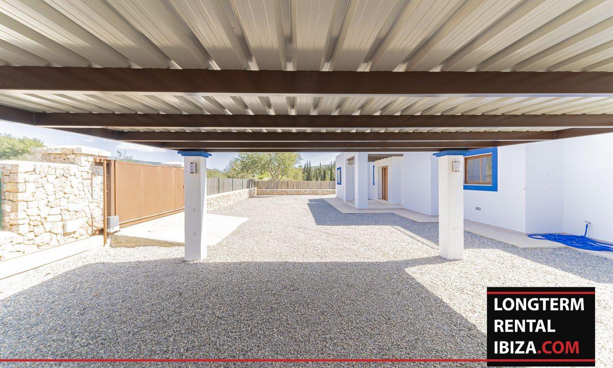 Long term rental ibiza - Villa Black 2