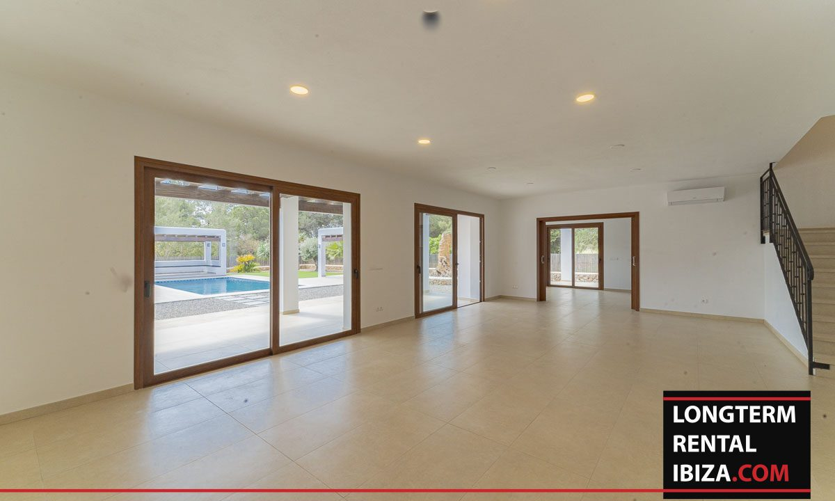 Long term rental ibiza - Villa Black 20