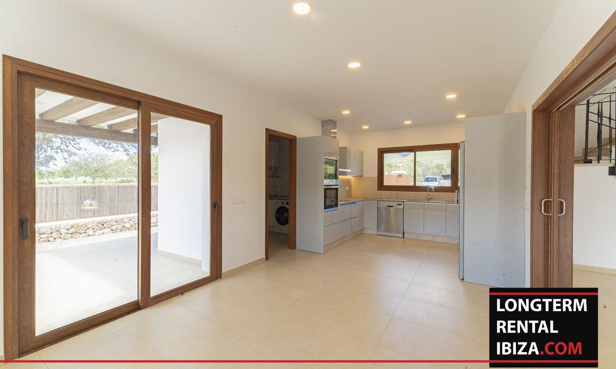 Long term rental ibiza - Villa Black 22
