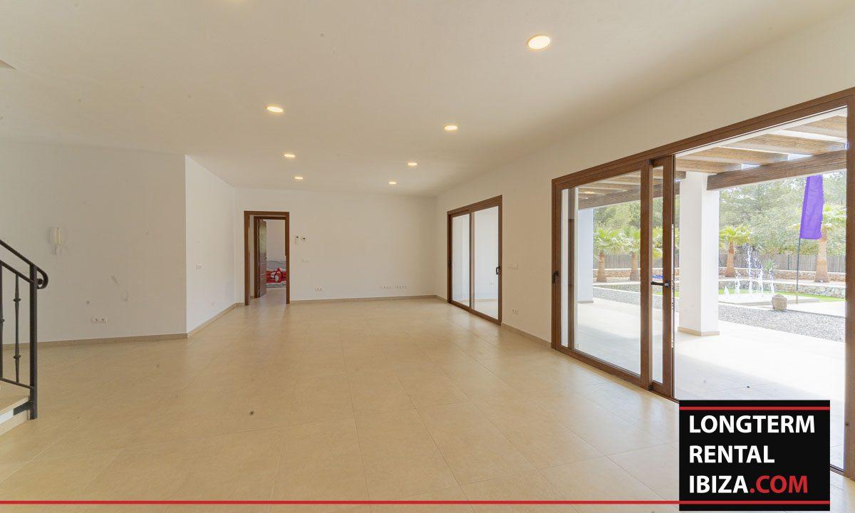 Long term rental ibiza - Villa Black 23