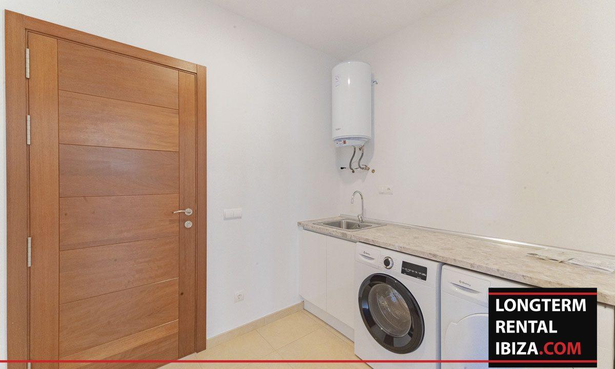 Long term rental ibiza - Villa Black 25
