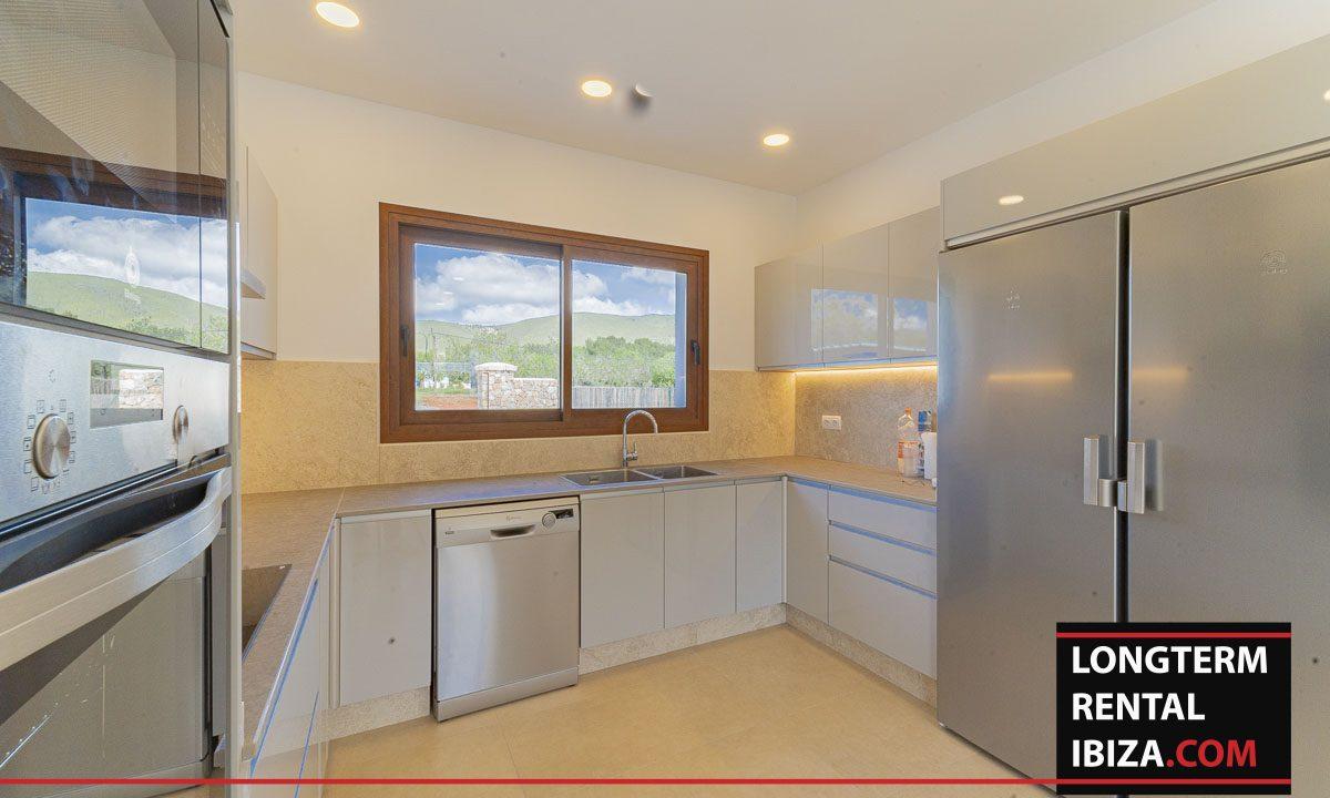 Long term rental ibiza - Villa Black 26