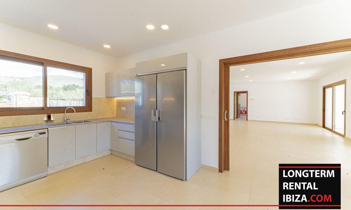 Long term rental ibiza - Villa Black 27