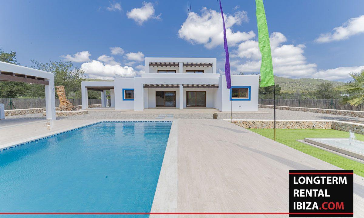 Long term rental ibiza - Villa Black 30