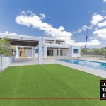 Long term rental ibiza - Villa Black