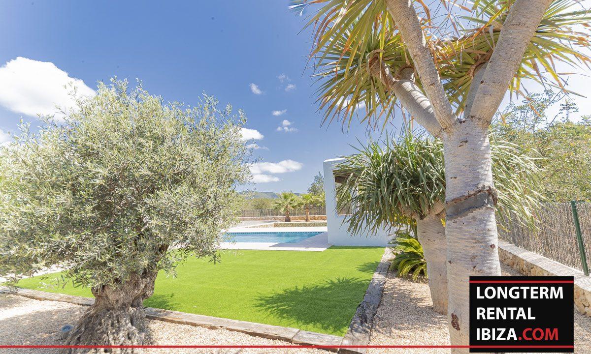 Long term rental ibiza - Villa Black 34