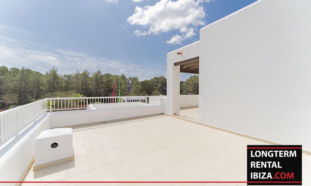 Long term rental ibiza - Villa Black 37