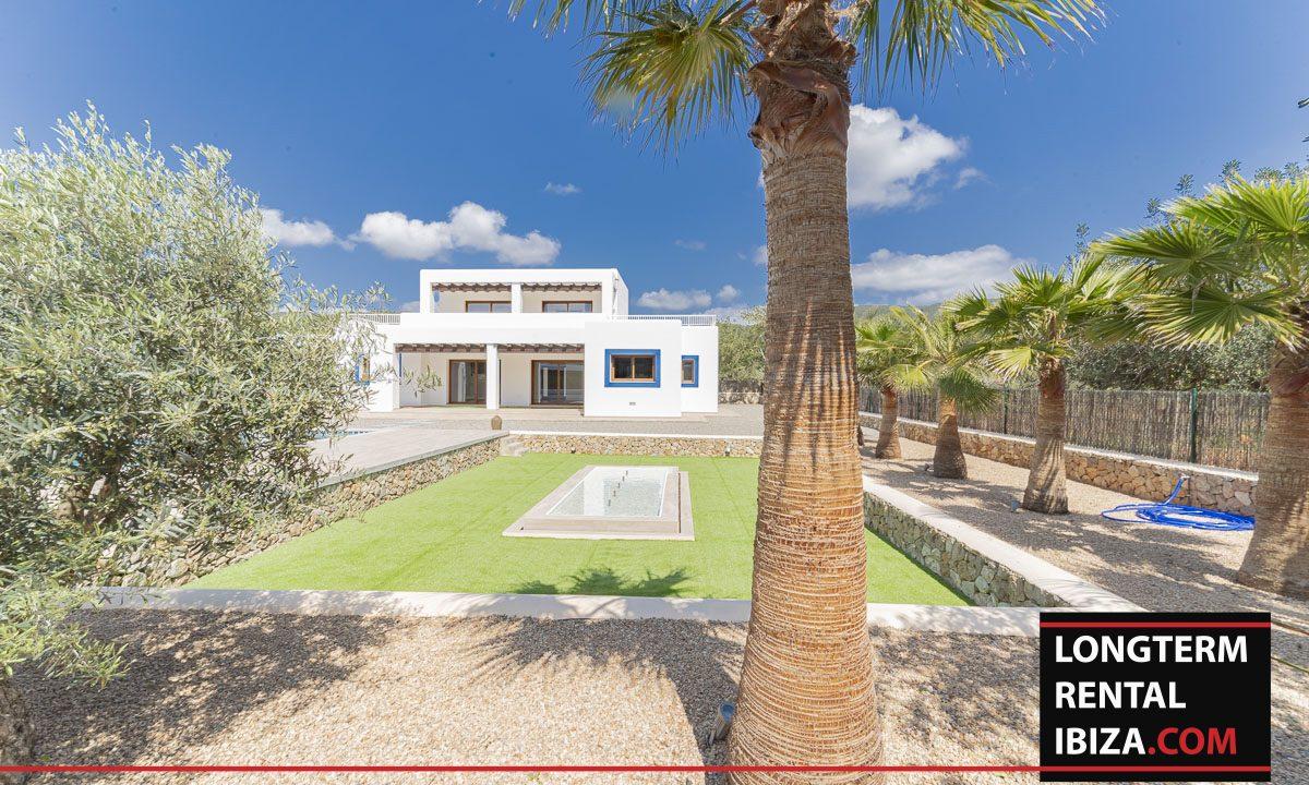 Long term rental ibiza - Villa Black 41
