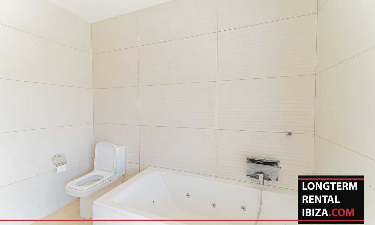Long term rental ibiza - Villa Black 5
