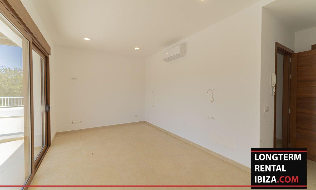 Long term rental ibiza - Villa Black 7