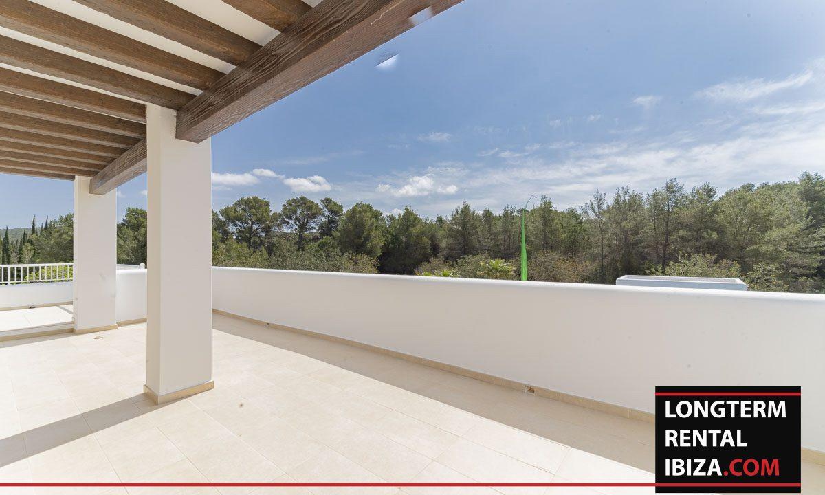 Long term rental ibiza - Villa Black 9
