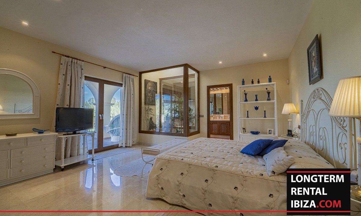 Long term rental ibiza - Villa Mercedes 10