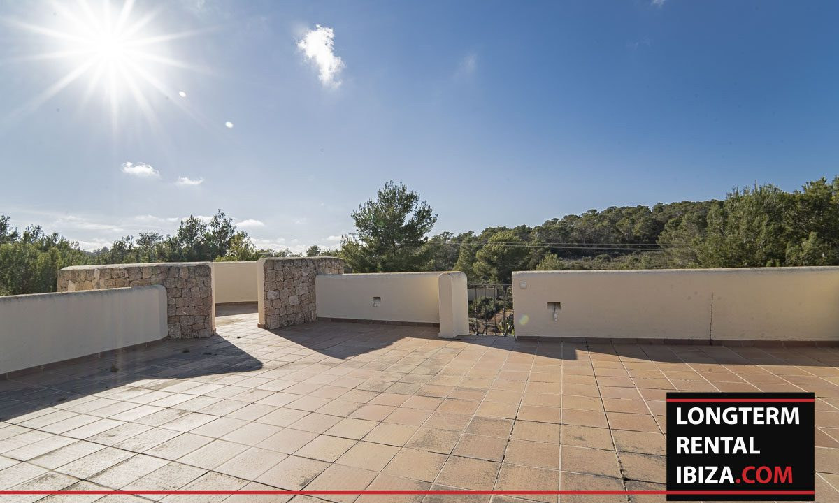 Long term rental ibiza - Villa Mercedes 17
