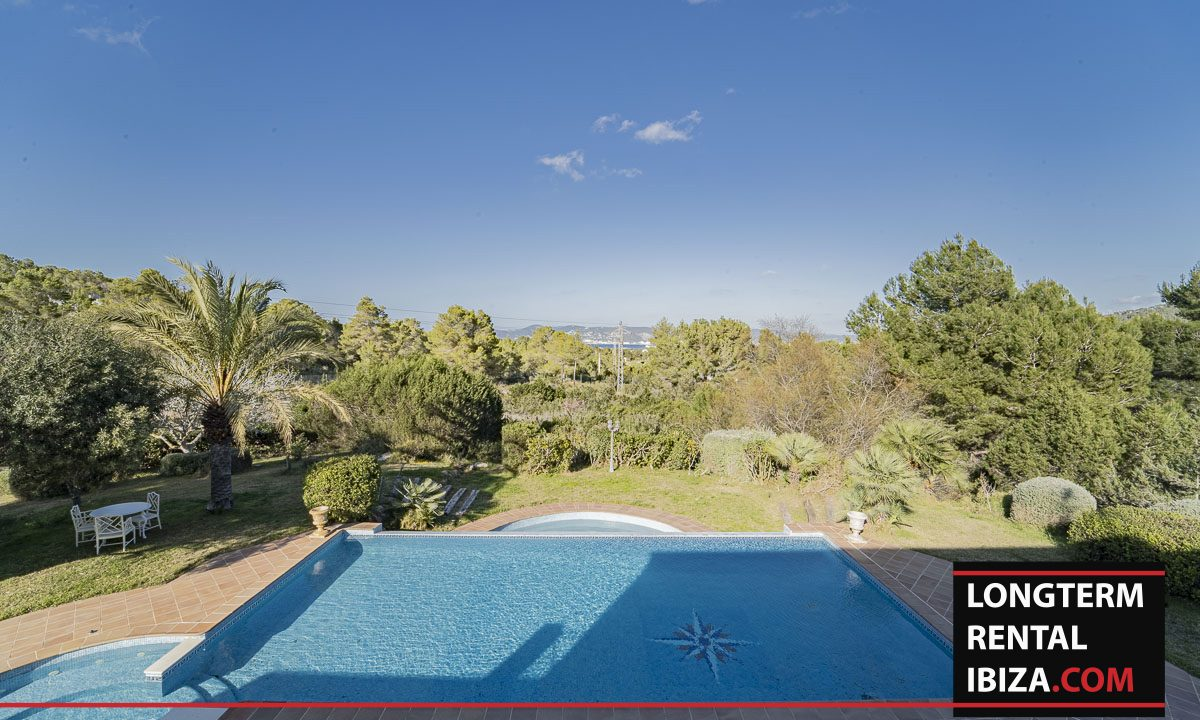 Long term rental ibiza - Villa Mercedes 20