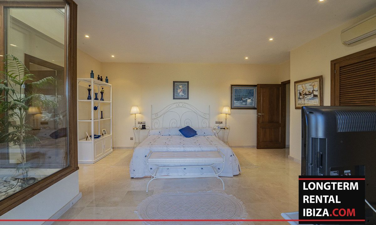 Long term rental ibiza - Villa Mercedes 21