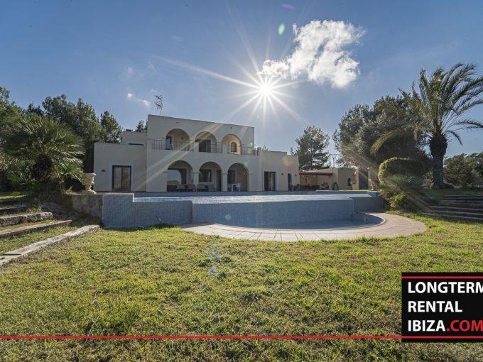 Long term rental ibiza - Villa Mercedes