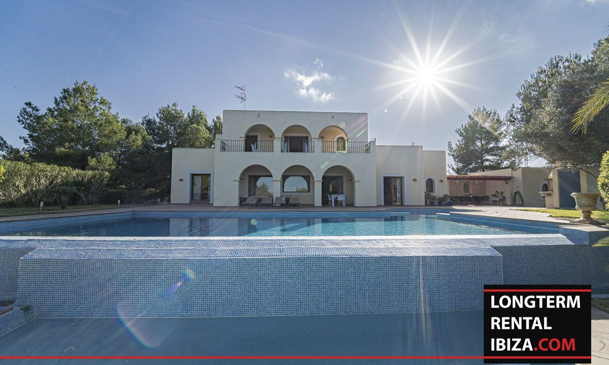Long term rental ibiza - Villa Mercedes 33