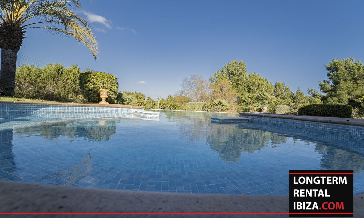 Long term rental ibiza - Villa Mercedes 39