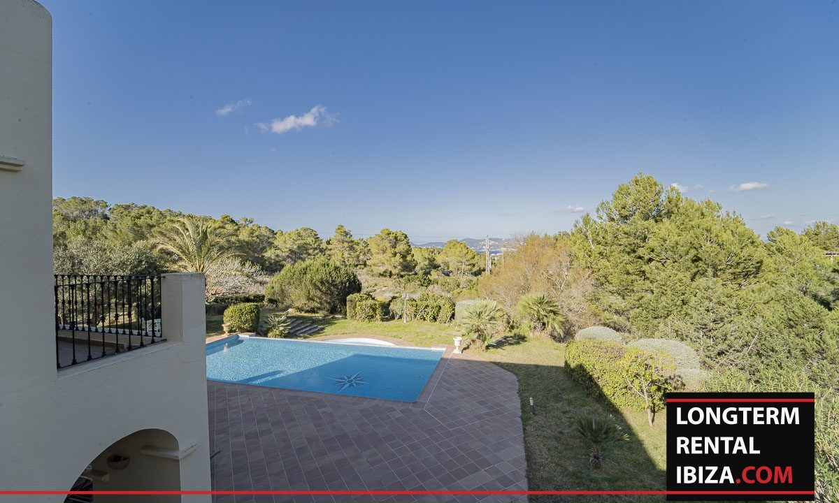 Long term rental ibiza - Villa Mercedes 9
