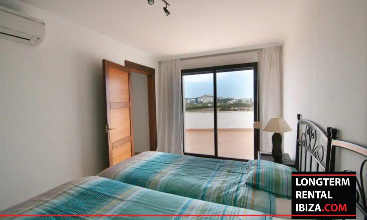 Long term rental ibiza - Villa Vista Talamanca 1