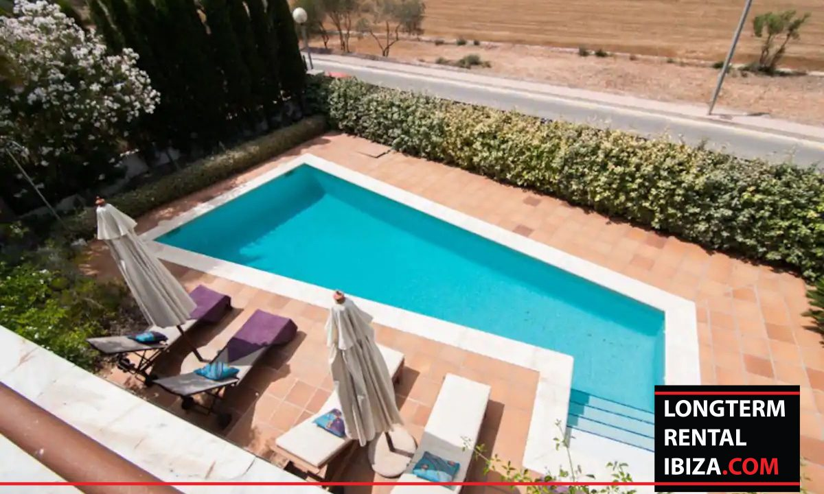 Long term rental ibiza - Villa Vista Talamanca 12