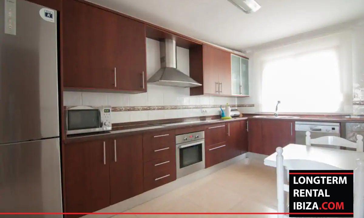Long term rental ibiza - Villa Vista Talamanca 13
