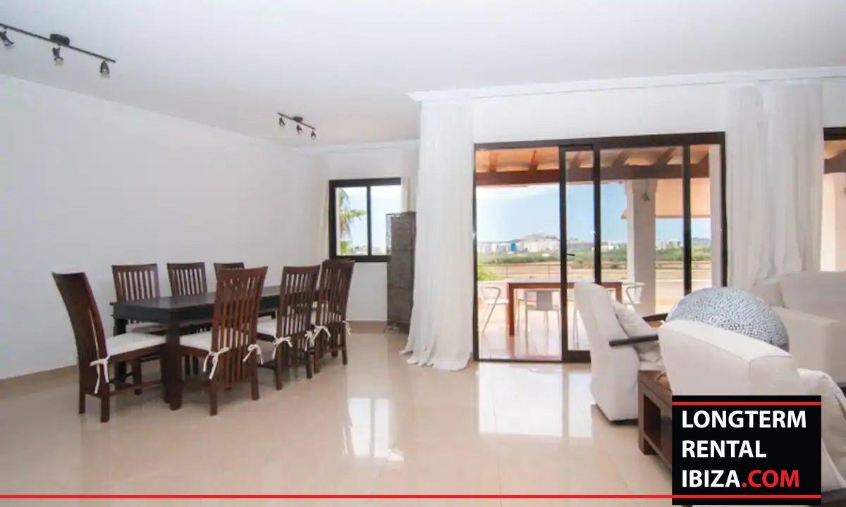 Long term rental ibiza - Villa Vista Talamanca 14