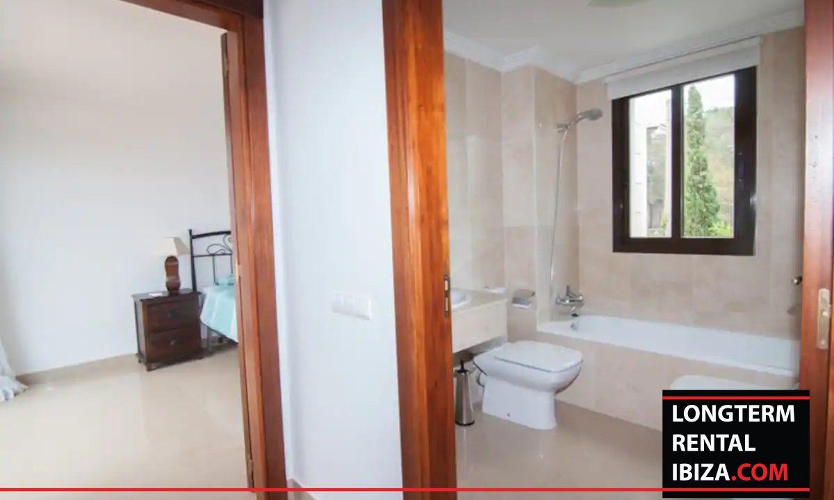 Long term rental ibiza - Villa Vista Talamanca 16