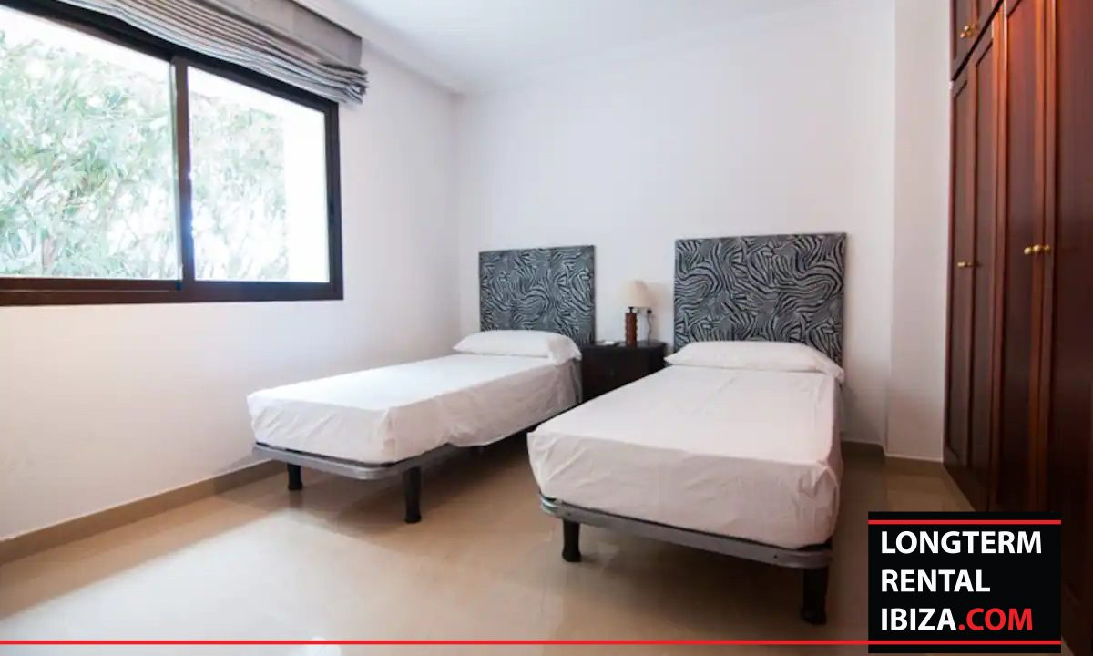 Long term rental ibiza - Villa Vista Talamanca 17