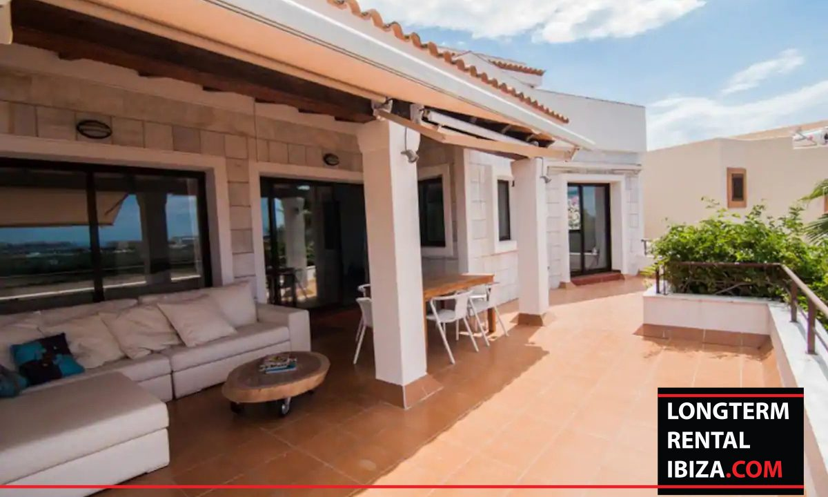 Long term rental ibiza - Villa Vista Talamanca 18
