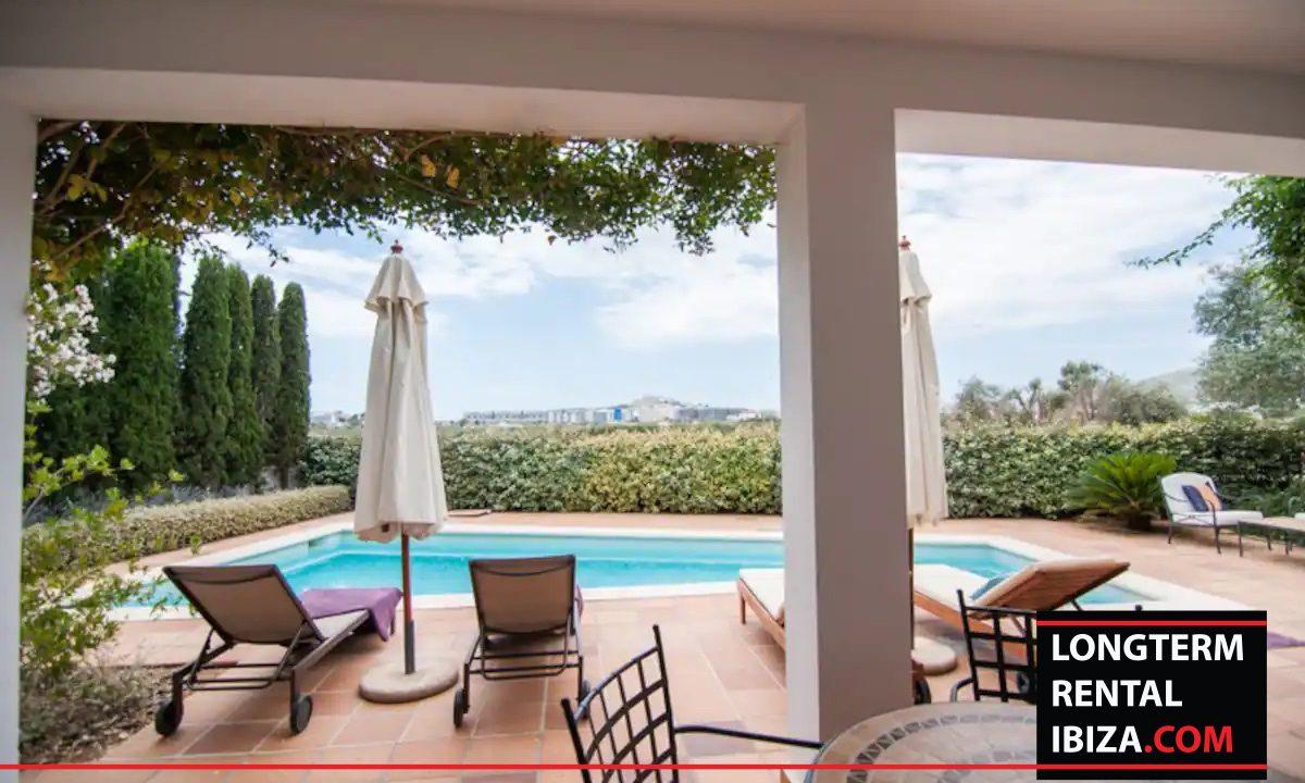 Long term rental ibiza - Villa Vista Talamanca 19