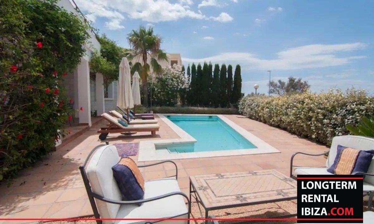 Long term rental ibiza - Villa Vista Talamanca 21